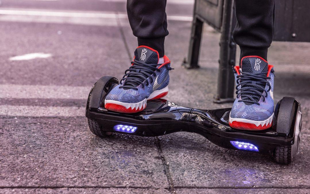 17% Descuento en Hoverboard Skateflash K6 + Bolsa de Transporte + Envío Gratis