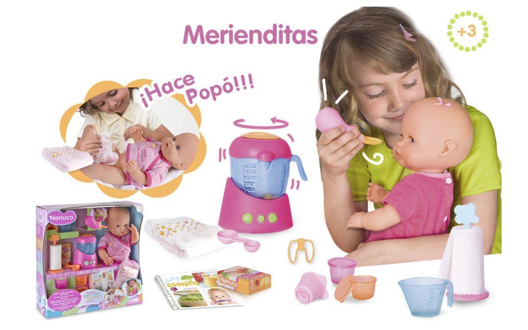 Nenuco Merienditas con accesorios – El regalo ideal para estas navidades