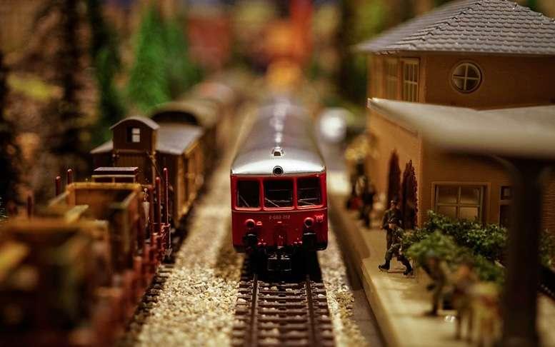 Consejos para Regalar una Maqueta de Tren