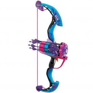 nerf rebelle arrow revolution bow producto