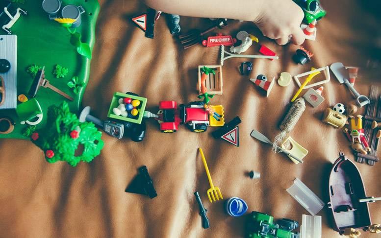Consejos para Evitar que los Niños tengan un Exceso de Juguetes