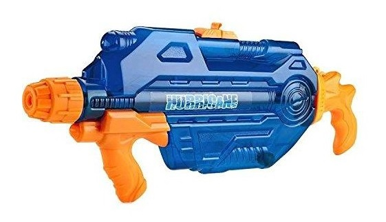 Pistolas de agua para el verano