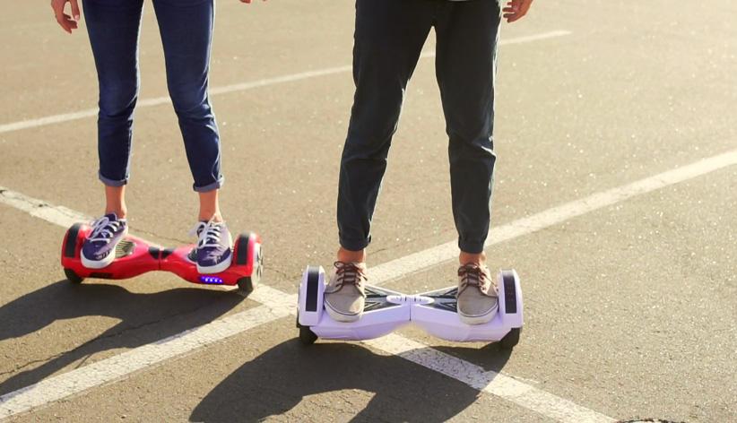 Los Hoverboards, los Mejores Patinetes Eléctricos