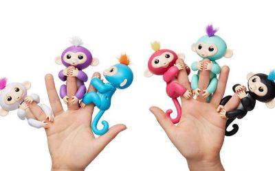 Monitos Fingerlings, el Juguete más Divertido y Entretenido
