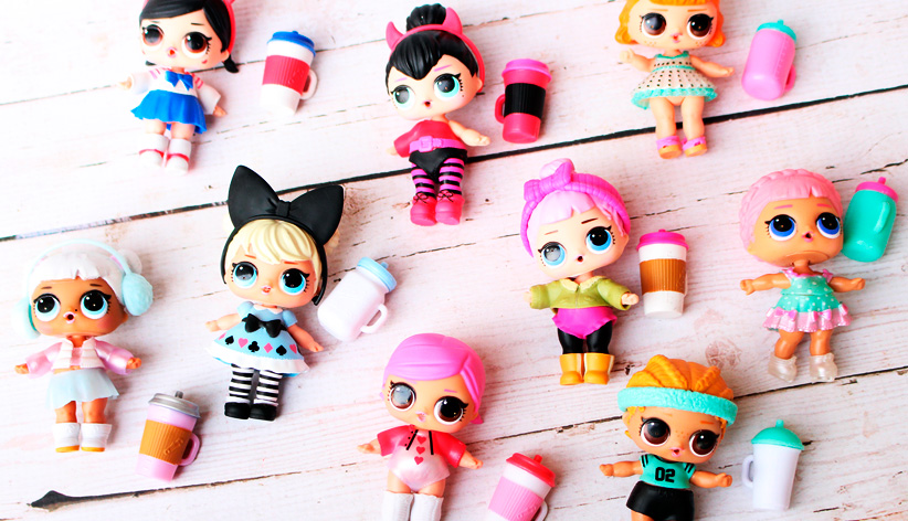 Muñecas LOL Surprise: La Esfera de las Sorpresas