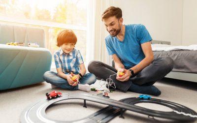 Juguetes para niños que en verdad son para los padres