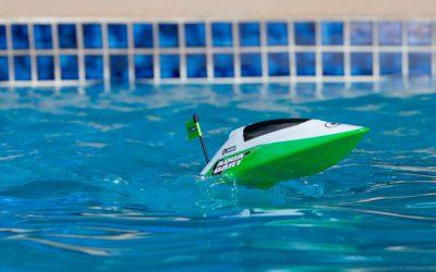 Barcos Radiocontrol para piscinas