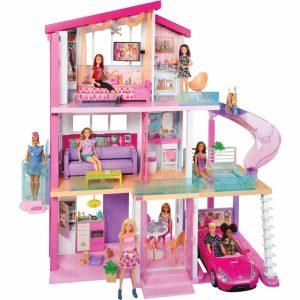 la casa de tus suenos barbie