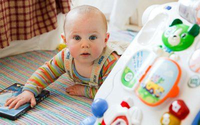Los Mejores Juguetes para Bebés de hasta 18 Meses