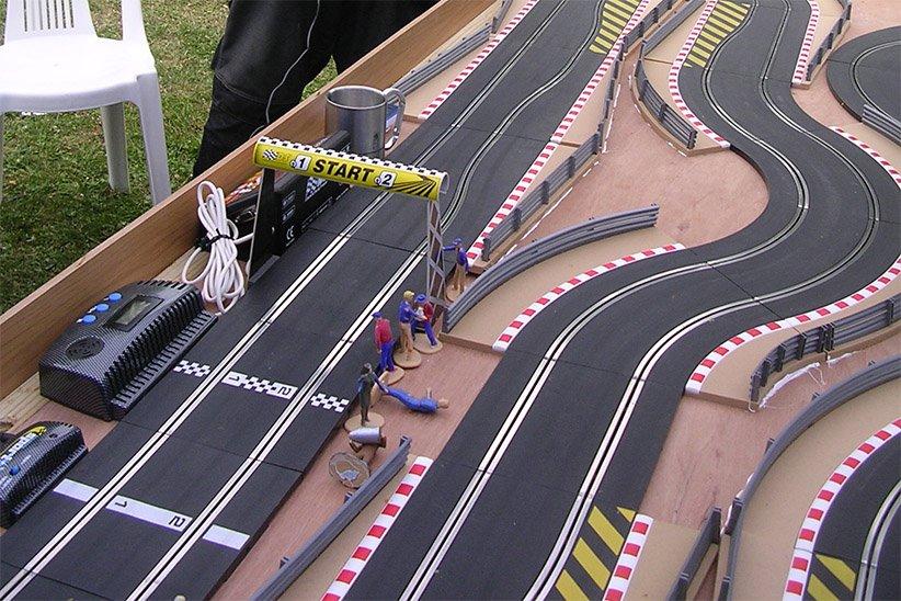 Coches y Circuitos Slot