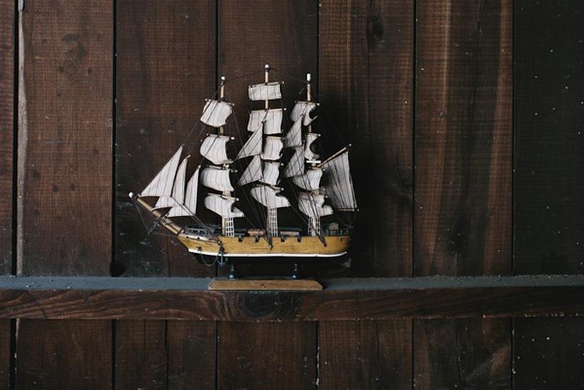 Maquetas de barcos de madera para construir