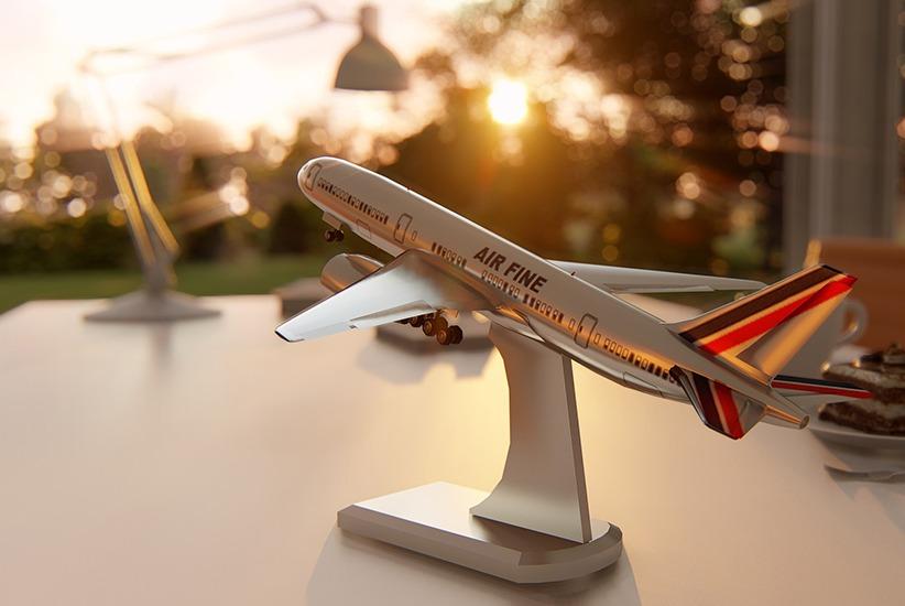 Los mejores aviones de colección