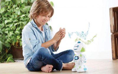 Los mejores robots electrónicos para niños del mercado