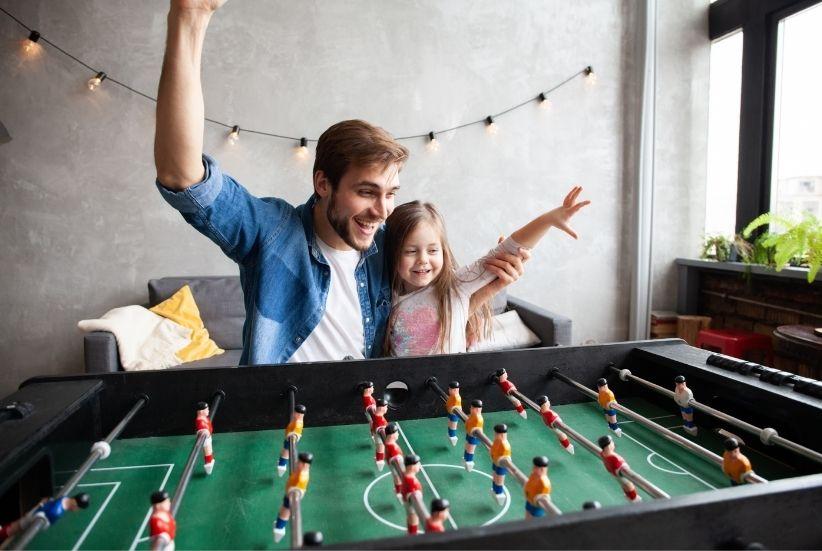 Los 10 mejores futbolines para niños en 2021