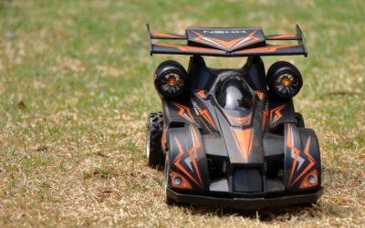 Lograr que los vehículos rc de competición corran más