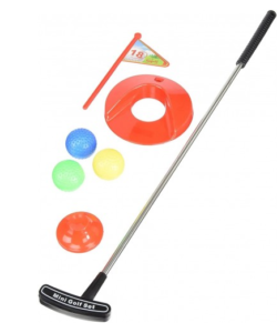 Set Golf Metalico - Surtidos - Sports