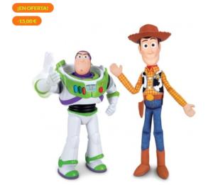 Buzz y Woody Pack De Amigos Toy Story