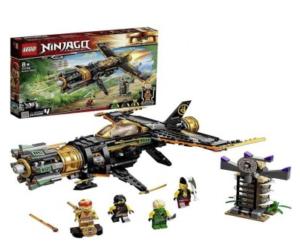 Destructor De Roca Lego Ninjago 71736
